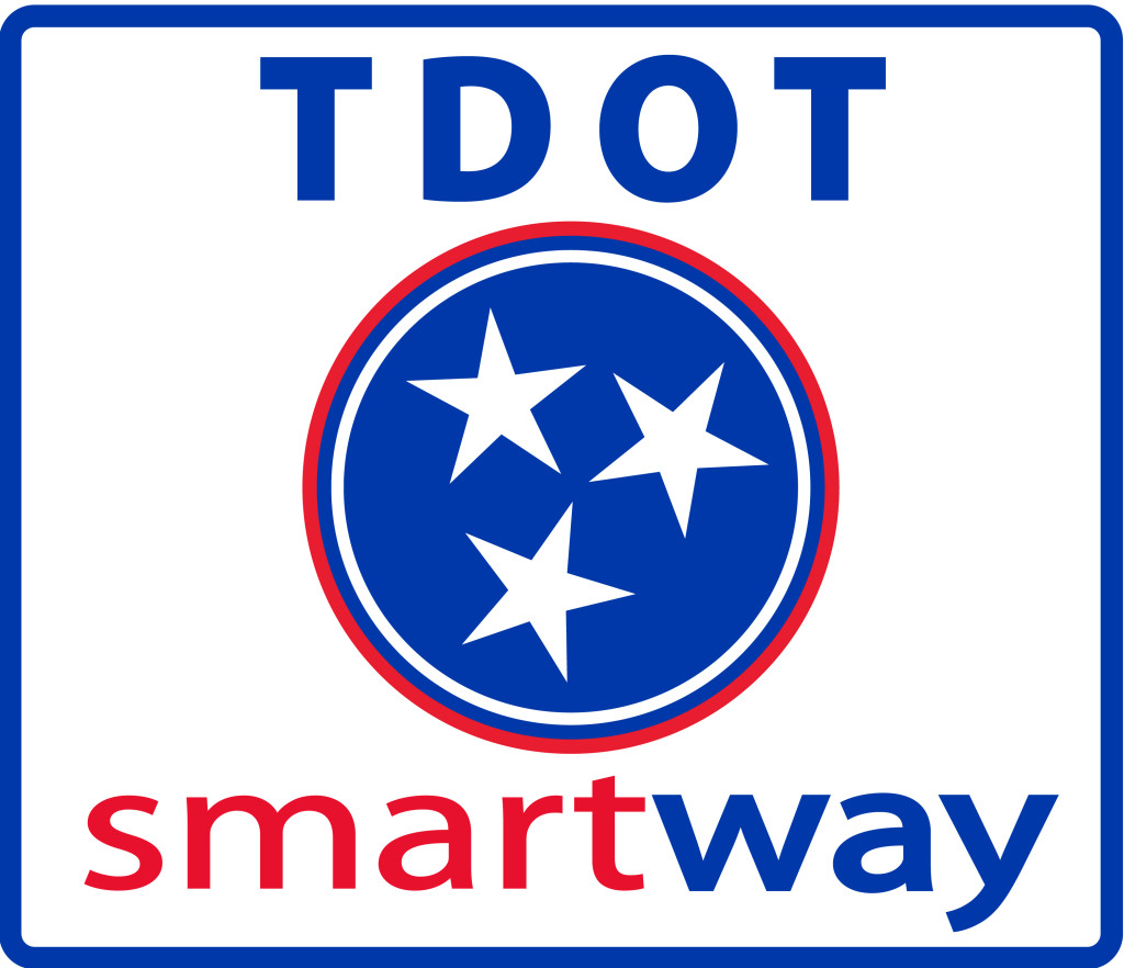 Tennessee Department of Transportation SmartWay map